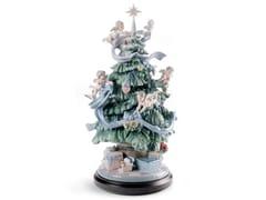 Soprammobile natalizio in porcellanaGREAT CHRISTMAS TREE - LLADRÓ