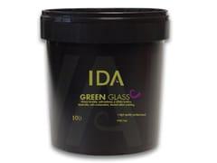 Idropittura lavabile anticondensa a effetto termicoGREEN GLASS - IDA