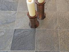Pavimento/rivestimento in pietra naturale per interniGREEN GOLD POLISHED QUARTZITE - STONE AGE PVT. LTD.