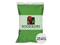 Rockolors, ROCKOLORS GREEN HEAVEN Ghiaia colorata