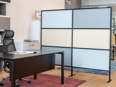 Pannello divisorio per ufficio modulareTETRIX GREENLINE - STUDIO T