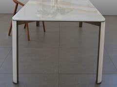 Tavolo in pietra naturale in stile moderno GREGORIO | Tavolo in onice - Gregorio