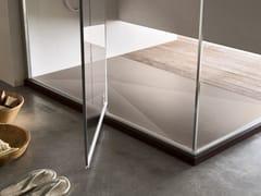 Piatto doccia antiscivolo in materiale compositoGRES - LAMINAM - ARCOM