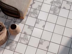 Pavimento/rivestimento in gres porcellanatoGRESAN ORIA BLANCO - EXAGRES