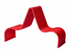 Seduta da esterni in acciaioGRID 1 | Seduta da esterni in acciaio - PUNTO DESIGN