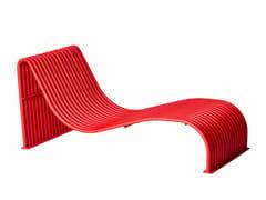 Seduta da esterni in acciaioGRID 4 | Seduta da esterni in acciaio - PUNTO DESIGN