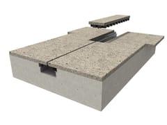 Redi, GRIGLIA INVISIBILE Elemento e canale di drenaggio in PVC