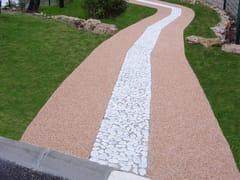 Pavimento continuo per esterni in resinaRÉSINEO GRIP - LRVISION
