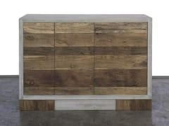 Credenza in legno di recuperoGRISEO | Credenza con cassetti - A&B ROSA DEI LEGNI BY ANTICA EDILIZIA