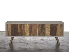 Madia in legno di recuperoGRISEO | Madia - A&B ROSA DEI LEGNI BY ANTICA EDILIZIA