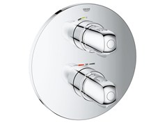 Miscelatore per vasca/doccia a muro termostatico con piastra GROHTHERM 1000 | Miscelatore per vasca - Grohtherm 1000
