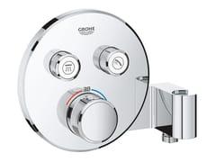 Miscelatore termostatico a 2 vie con supporto doccetta GROHTHERM SMARTCONTROL 29120000 | Miscelatore per doccia - Grohtherm SmartControl