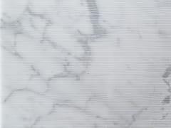 Pavimento/rivestimento in marmoGROOVE CARRARA - TWS - TIPICAL WORLD STONE