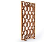 Divisorio in legno impiallacciatoGROOVE - LUZIFERLAMPS