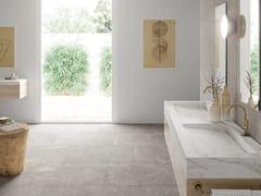 PERONDA, GRUNGE FLOOR Pavimento in porcellana effetto cemento per interni ed esterni