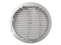 Griglia di ventilazione tonda in alluminio da incassoGTA200R - FIRST CORPORATION