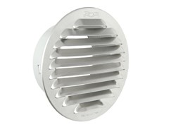 Griglia di ventilazione tonda in alluminio da incassoGTAP100 - FIRST CORPORATION