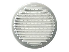 Griglia di ventilazione tonda in alluminio da incassoGTAP150R - FIRST CORPORATION