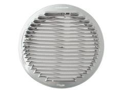 Griglia di ventilazione tonda in alluminio da incassoGTAP200R - FIRST CORPORATION