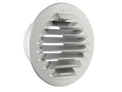 Griglia di ventilazione tonda in alluminio da incassoGTAP80 - FIRST CORPORATION