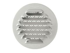 Griglia di ventilazione tonda in alluminio da incassoGTAP80R - FIRST CORPORATION