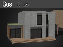Casa prefabbricataGUS - POPUP HOUSE