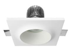 Lampada da soffitto a LED in gesso a incassoGYPSUM_O4 - LINEA LIGHT GROUP