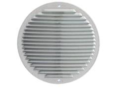 Griglia di ventilazione tonda in metallo AluzinkGZKT200R - FIRST CORPORATION