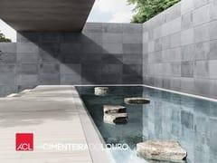 Rivestimento di facciata in pietra artificialeHANDO PLUS - A CIMENTEIRA DO LOURO
