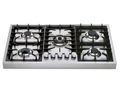 Piano cottura a gas in acciaio inoxHAP95C | Piano cottura - ILVE