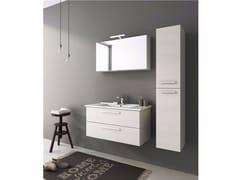 Mobile lavabo sospeso con cassetti HARLEM H20 - Urban