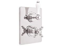 Miscelatore per doccia a 2 fori termostaticoHARMONY - HARMONY CRYSTAL - 8212PR - RUBINETTERIA GIULINI GIOVANNI