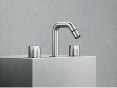 Miscelatore per lavabo a 3 fori con bocca orientabile HB 15 38 - Hb