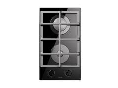 Piano cottura a gas in vetro temperatoHCG30K | Piano cottura - ILVE