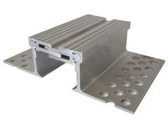 Giunto per pavimento carrabile e carrellabile HD 75/.../P | Giunto strutturale -