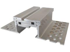 Giunto per pavimento carrabile e carrellabile HD 80/.../P | Giunto strutturale -