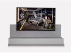 Mobile TV sospeso in rovere con ante a ribaltaHEAVEN   Mobile TV - MORADA - HAUTE FURNITURE BOUTIQUE