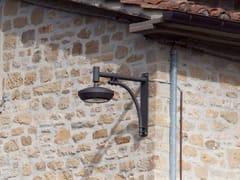 Lampione stradale a LED da pareteHEKA | Lampione stradale da parete - NERI