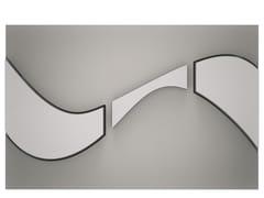 Placca di comando per wc in plasticaHELA P2COHEL - REDI