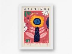 Stampa su cartaMERCATO DEI FIORI - HELSINKI - V.E.C. RETAIL & MEDIA
