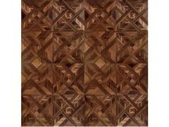 FOGLIE D'ORO, MODULO HERITAGE TREVISO Pavimento geometrico in legno