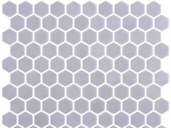 Mosaico in vetro per interni ed esterniHEX STONEGLASS GAINSBORO - ONIX CERÁMICA