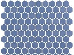 Mosaico in vetro per interni ed esterniHEX STONEGLASS ROYAL BLUE - ONIX CERÁMICA