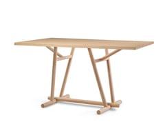 Tavolo in legnoWOODBRIDGE | Tavolo alto - ALMA DESIGN