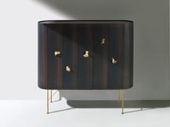 Credenza in legno impiallacciato COLLECTIONIST | Credenza - Collectionist