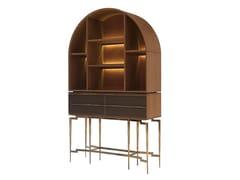 Credenza in legno con illuminazione integrataNIKEA   Credenza in legno - MOBI