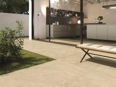 Pavimento/rivestimento in gres porcellanato effetto pietra per interni ed esterniHISTORICA CHATEAUX - CERAMICHE MARCA CORONA