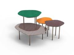 Tavolino in metalloHOLMES R-46-50-64-80   Tavolino - MOMENTI