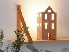 Lampada da parete / lampada da tavolo in acciaioHOME - HIRO
