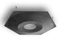 Pannello acustico a parete in lana di pecoraWHISPERWOOL HONEY | Pannello acustico a parete in lana - TANTE LOTTE DESIGN